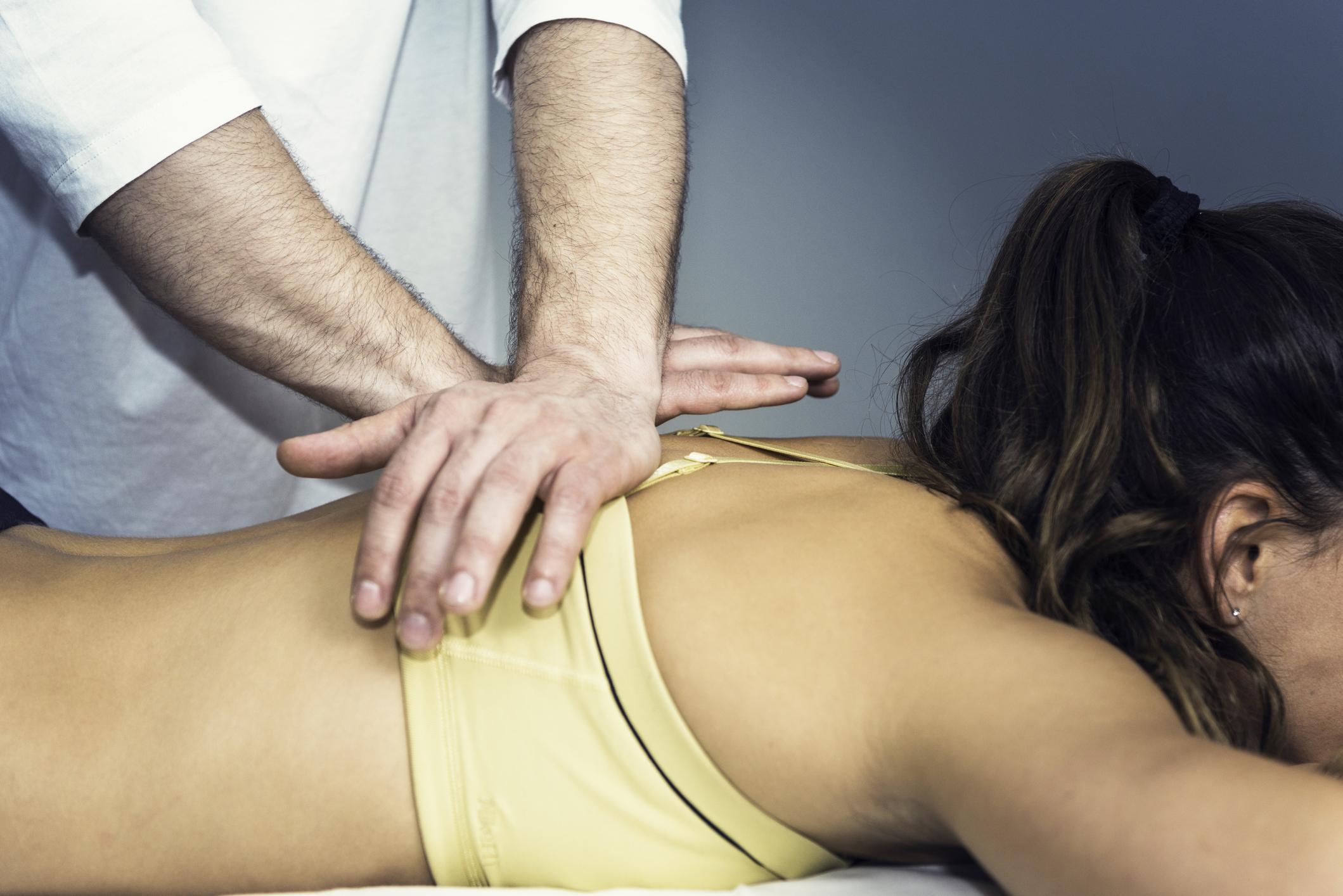 Terapia manualna wg K. Lewita